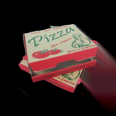 Custom Cardboard Pizza Packaging Boxes 3