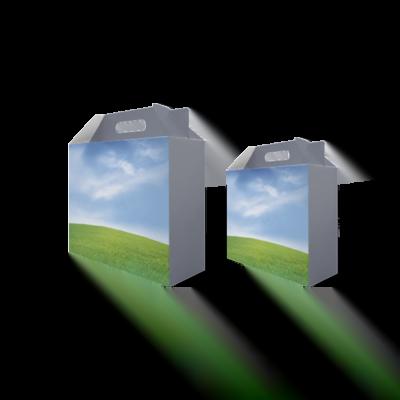 Custom Cardboard Carry Packaging Boxes 4