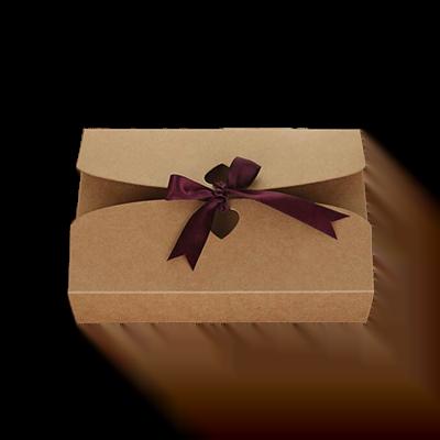 Custom Kraft Gift Packaging Boxes 2