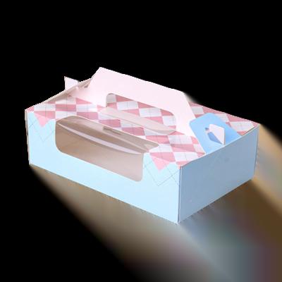 Custom Window Dessert Packaging Boxes 3