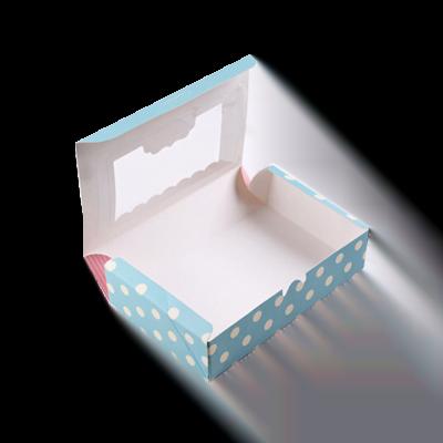Custom Window Dessert Packaging Boxes 4