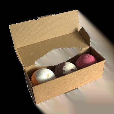 Custom Bath Bomb Boxes 2