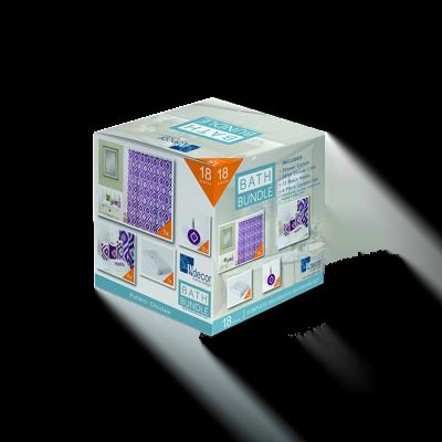 Custom Printed Bath Set Packaging Boxes 3