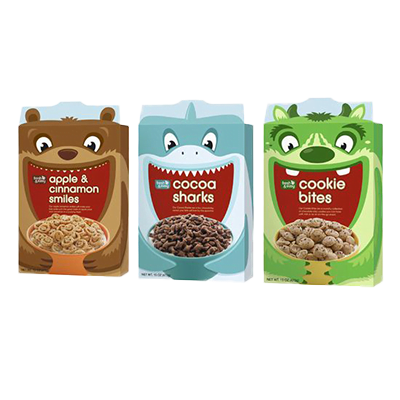 Custom Colorful Cereal Boxes 4