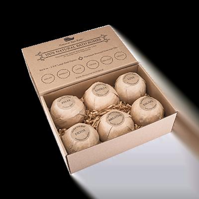 Custom Bath Bomb Boxes 3