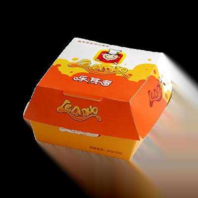 Custom Burger Boxes 2