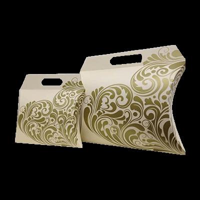 Custom Handle Pillow Boxes 2
