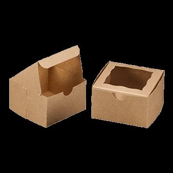 Custom Brown Bakery Boxes 3