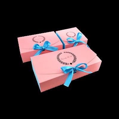 Custom Paper Cake Boxes 2