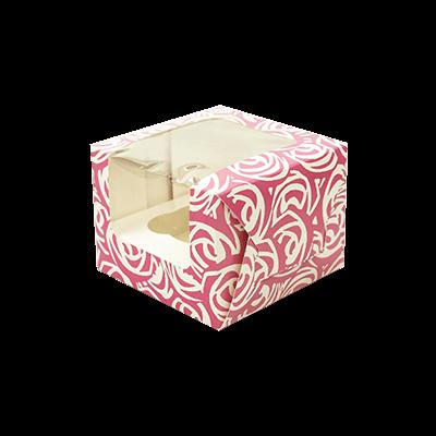 Custom Single Cupcake Boxes 3