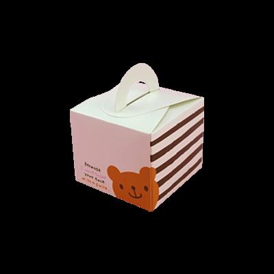 Custom Single Cupcake Boxes 4