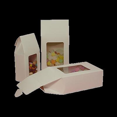 Custom Disposable Window Boxes 1