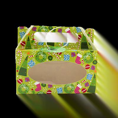 Custom Gift Window Boxes 3