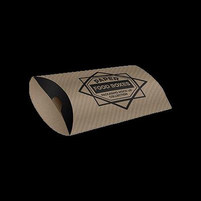 Custom Kraft Paper Pillow Boxes 2
