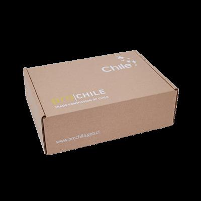 Custom Logo Mailing Corrugated Boxes 5