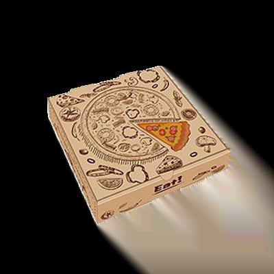 Custom Kraft Pizza Boxes 2