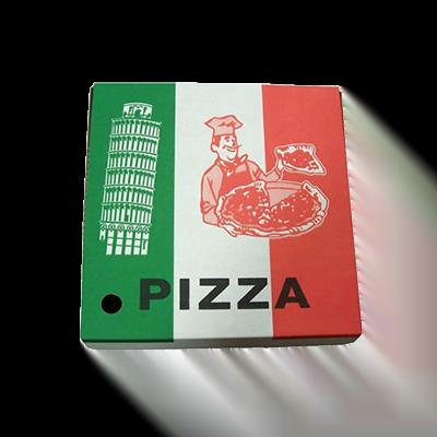 Custom Logo Printed Pizza Boxes 4
