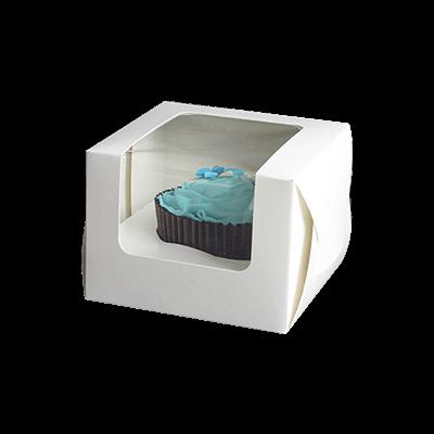 Custom Single Cupcake Boxes 2