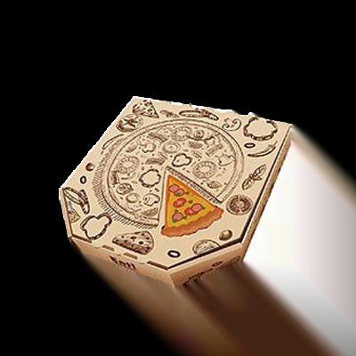 Custom Unique Shaped Pizza Boxes 3