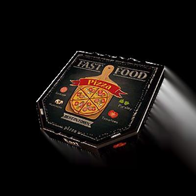 Custom Unique Shaped Pizza Boxes 2