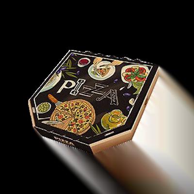 Custom Unique Shaped Pizza Boxes 1