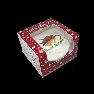 Custom Window Cake Packaging Boxes 4