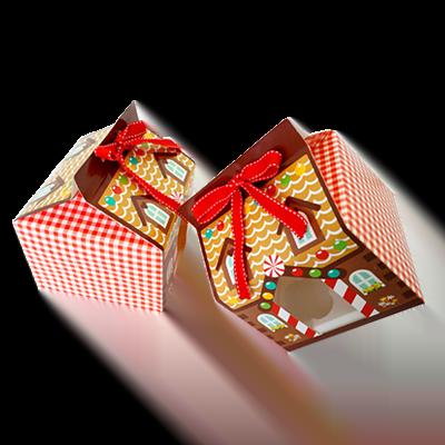 Custom Gift Window Boxes 1