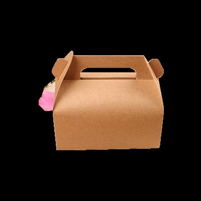 Custom Dessert Kraft Packaging Boxes 3