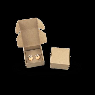 Custom Printed Earring Packaging Boxes 1