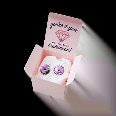 Custom Printed Earring Packaging Boxes 3