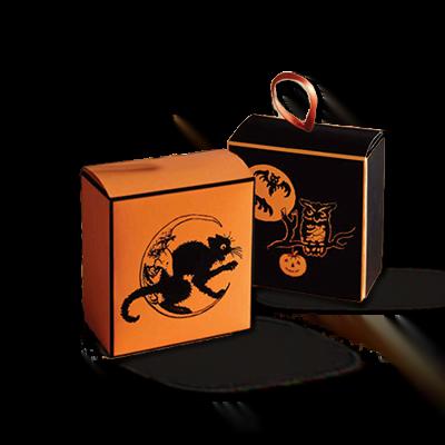 Custom Halloween Packaging Boxes 1