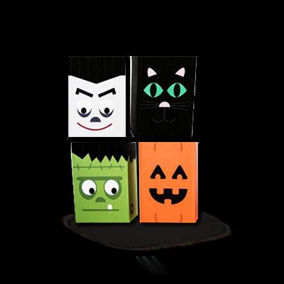 Custom Halloween Packaging Boxes 3