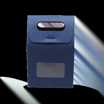Custom Kraft Window Packaging Bags 2