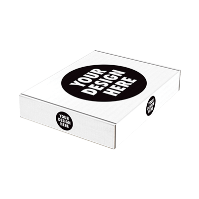 Custom Corrugated Logo Shipping Boxes 5