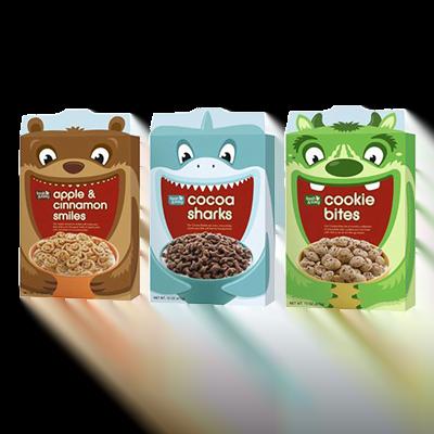 Custom Luxury Cereal Boxes 4
