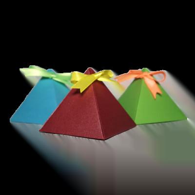 Custom Printed Pyramid Packaging Boxes 4