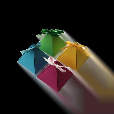 Custom Printed Pyramid Packaging Boxes 2
