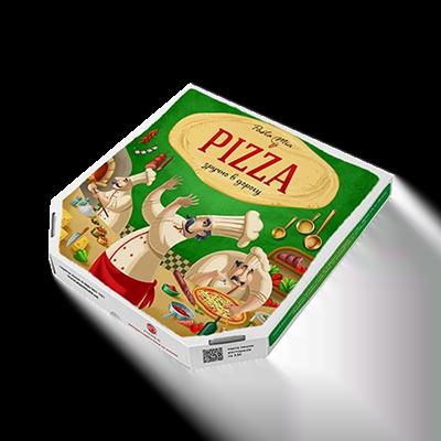 Custom Pizza Slice Boxes 1