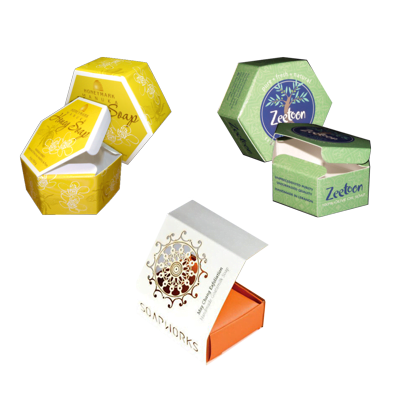 Custom Printed Soap Die Cut Packaging Boxes 2