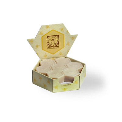 Custom Soap Hexagon Packaging Boxes 2