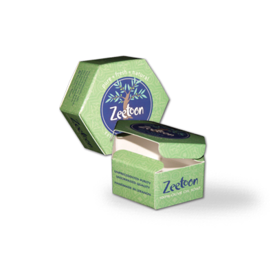 Custom Soap Hexagon Packaging Boxes 3