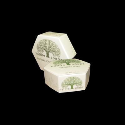 Custom Soap Hexagon Packaging Boxes 1