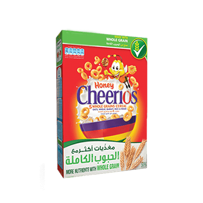 Custom Whole Grain Cereal Boxes 2