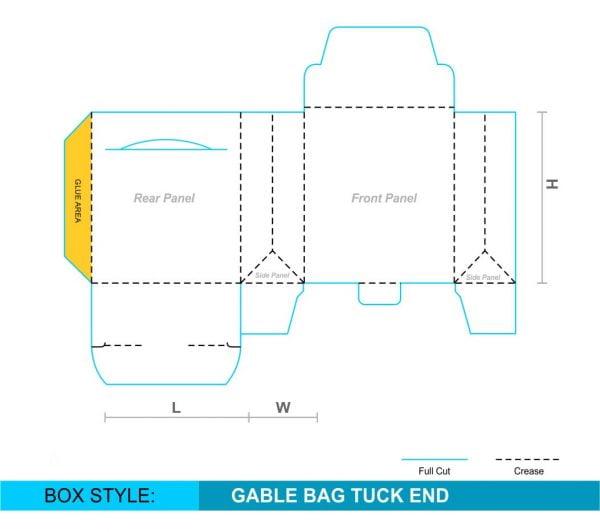 Gable-Bag-Tuck-End-DieLine